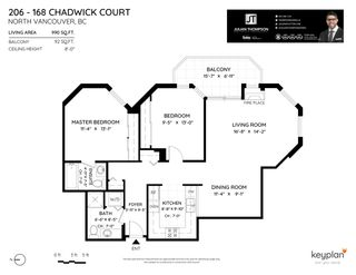 """Photo 24: 206 168 CHADWICK Court in North Vancouver: Lower Lonsdale Condo for sale in """"Chadwick Court"""" : MLS®# R2566142"""