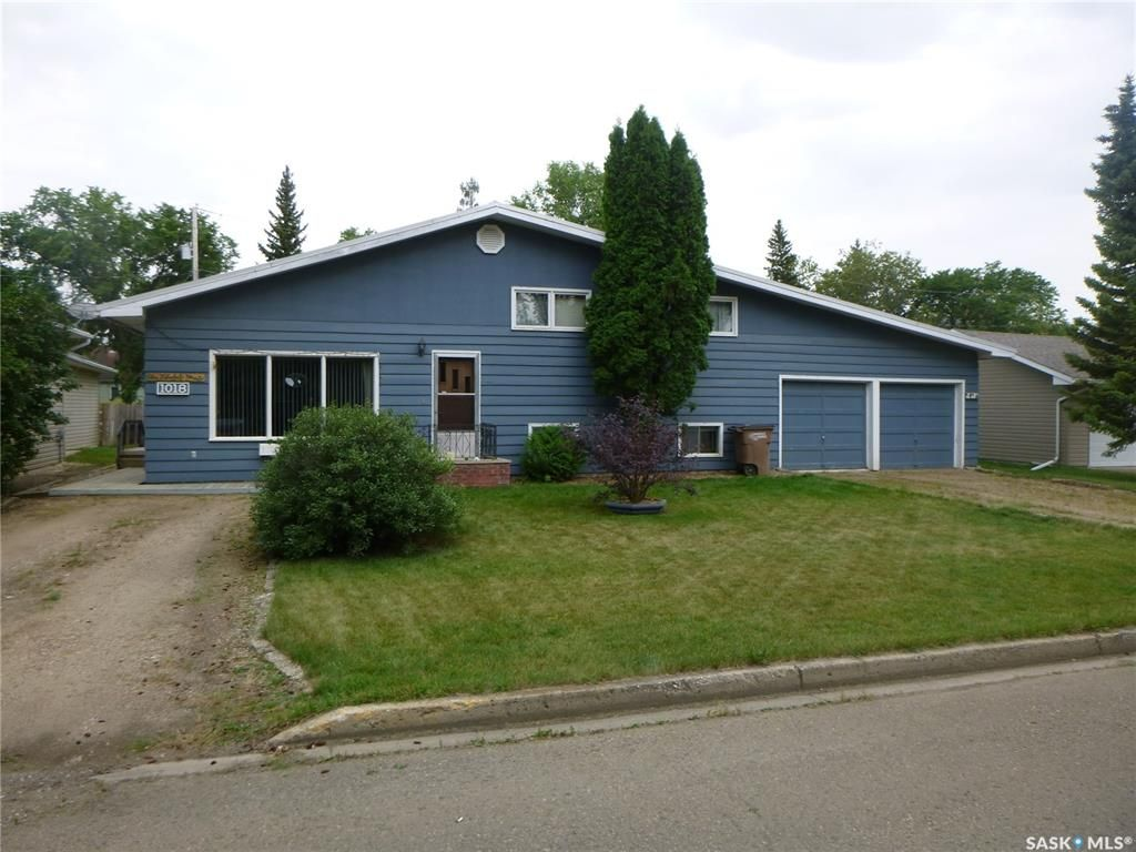 Main Photo: 1018 106th Avenue in Tisdale: Residential for sale : MLS®# SK826682