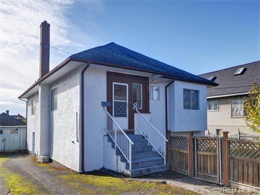 Main Photo: 633 Manchester Rd in VICTORIA: Vi Burnside House for sale (Victoria)  : MLS®# 743952