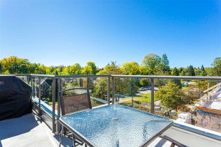 """Photo 15: PH 11 1011 W KING EDWARD Avenue in Vancouver: Cambie Condo for sale in """"Lord Shaugnessy"""" (Vancouver West)  : MLS®# R2503603"""