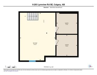 Photo 35: 6N 203 LYNNVIEW Road SE in Calgary: Ogden Row/Townhouse for sale : MLS®# A1017459