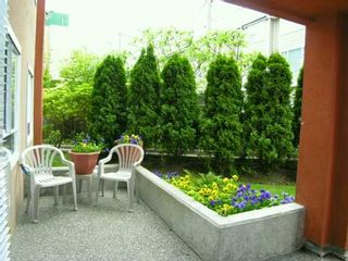 Photo 6: 104 863 W 16TH AV in Vancouver: Fairview VW Condo for sale (Vancouver West)  : MLS®# V594176