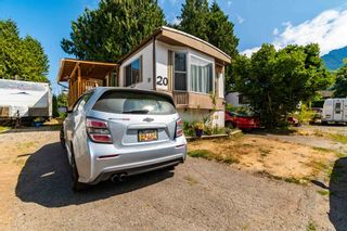 """Photo 26: 20 52604 YALE Road in Rosedale: Rosedale Popkum House for sale in """"MOUNT CHEAM MOBILE HOME PARK"""" : MLS®# R2604762"""