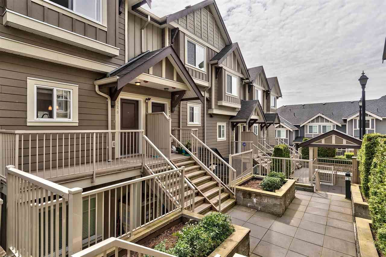 Main Photo: 228 368 ELLESMERE AVENUE in Burnaby: Capitol Hill BN Townhouse for sale (Burnaby North)  : MLS®# R2168719