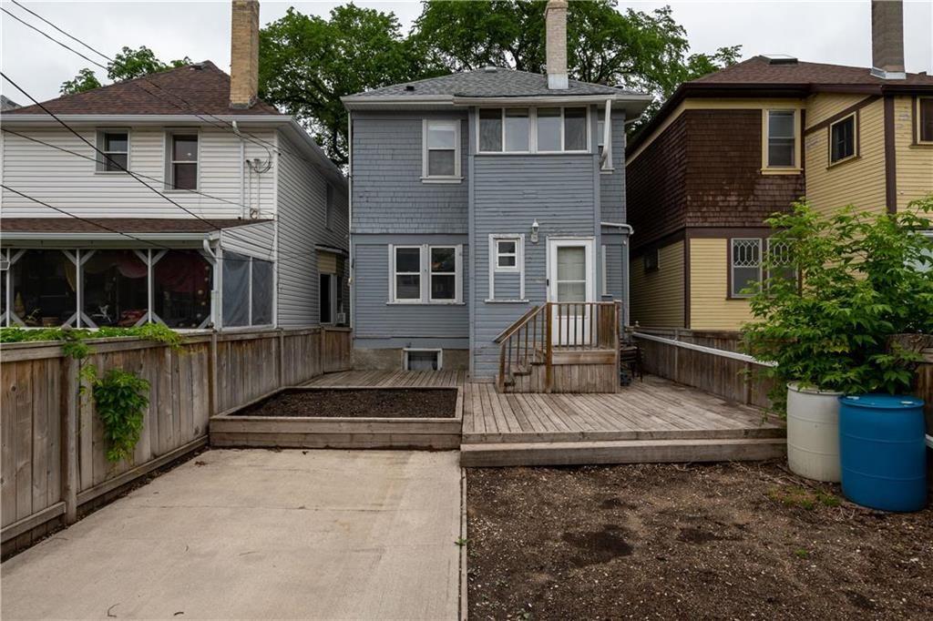 Photo 27: Photos: 778 Warsaw Avenue in Winnipeg: Residential for sale (1B)  : MLS®# 202115955