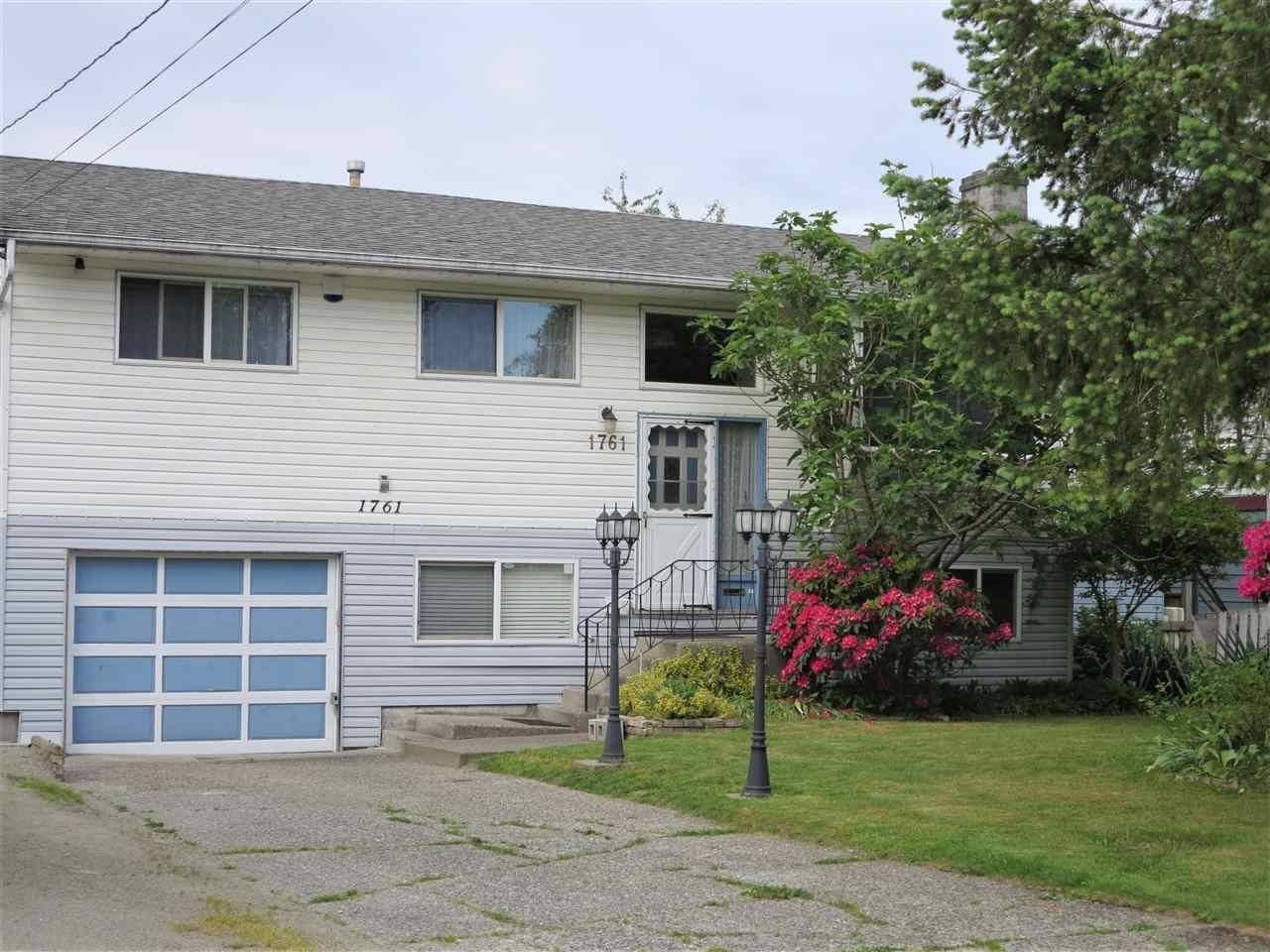Main Photo: 1761 LANGAN Avenue in Port Coquitlam: Central Pt Coquitlam House for sale : MLS®# R2269766