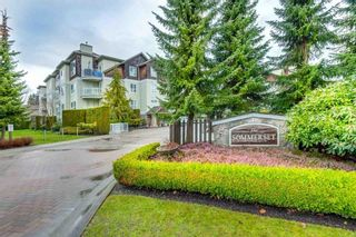 """Main Photo: 410 10188 155 Street in Surrey: Guildford Condo for sale in """"The Sommerset"""" (North Surrey)  : MLS®# R2619923"""