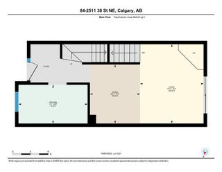 Photo 31: 84 2511 38 Street NE in Calgary: Rundle Row/Townhouse for sale : MLS®# A1115579
