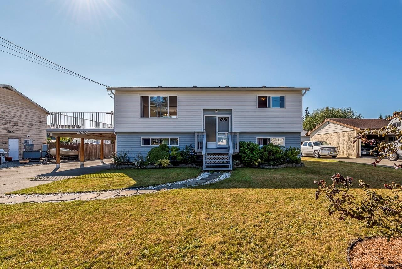Main Photo: 1070 27th St in : CV Courtenay City House for sale (Comox Valley)  : MLS®# 851081