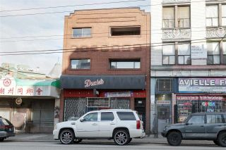 Photo 2: 337-339 E HASTINGS Street in Vancouver: Strathcona Land Commercial for sale (Vancouver East)  : MLS®# C8036810