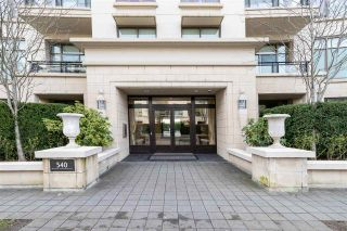 """Photo 1: 302 540 WATERS EDGE Crescent in West Vancouver: Park Royal Condo for sale in """"Waters Edge"""" : MLS®# R2478533"""