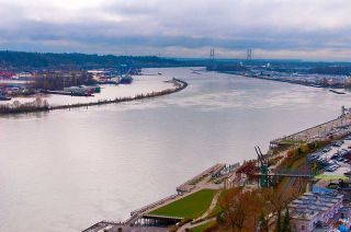 "Photo 13: 1905 125 COLUMBIA Street in New Westminster: Downtown NW Condo for sale in ""NORTHBANK"" : MLS®# R2255130"