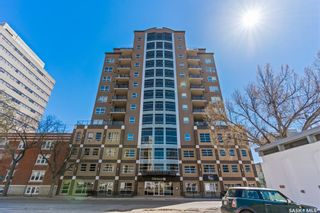 Main Photo: 1103 2055 Rose Street in Regina: Downtown District Residential for sale : MLS®# SK852924