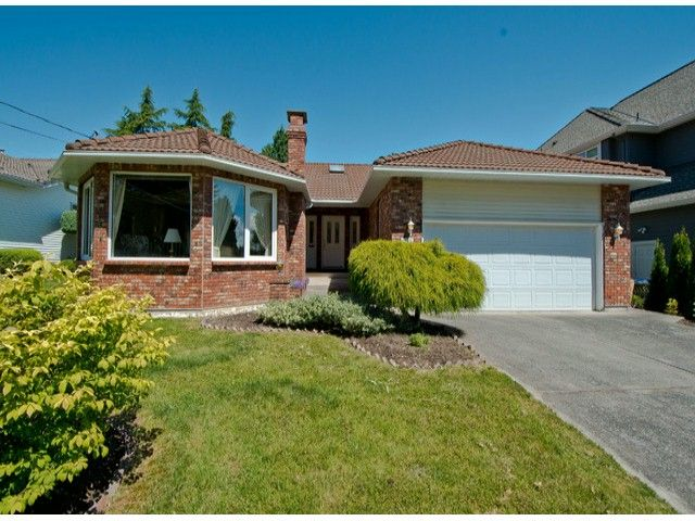 Main Photo: 16031 10TH Avenue in Surrey: King George Corridor House for sale (South Surrey White Rock)  : MLS®# F1403720