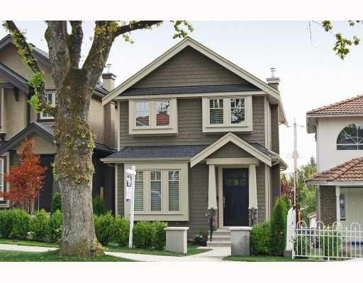 Main Photo: 372 E 47th in Vancouver: House for sale : MLS®# V784217