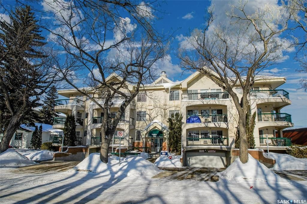 Main Photo: 303 521 Main Street in Saskatoon: Nutana Residential for sale : MLS®# SK841821