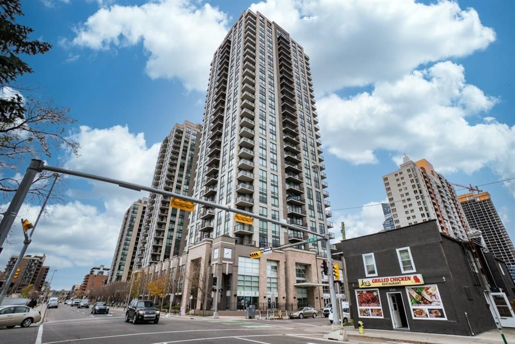 Main Photo: 2906 1111 10 Street SW in Calgary: Beltline Apartment for sale : MLS®# A1127059