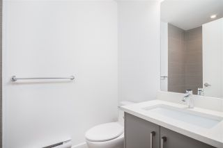 """Photo 19: 305 218 CARNARVON Street in New Westminster: Downtown NW Townhouse for sale in """"Irving Living"""" : MLS®# R2505635"""