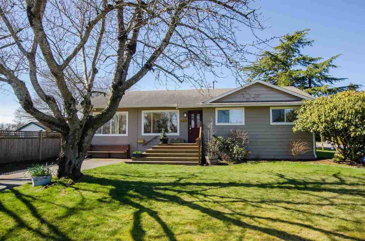 "Photo 1: Photos: 4221 49 Street in Delta: Ladner Elementary House for sale in ""CROMIE PARK"" (Ladner)  : MLS®# R2350863"