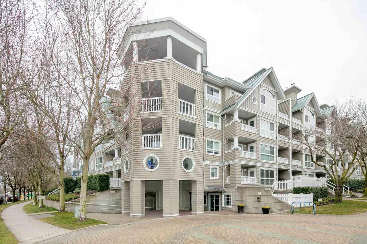 Main Photo: 409 5900 DOVER CRESCENT in Richmond: Riverdale RI Condo for sale : MLS®# R2347833