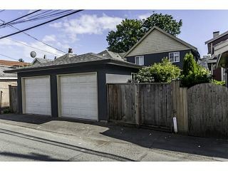 """Photo 15: 1447 E 21ST Avenue in Vancouver: Knight 1/2 Duplex for sale in """"Cedar Cottage"""" (Vancouver East)  : MLS®# V1066306"""