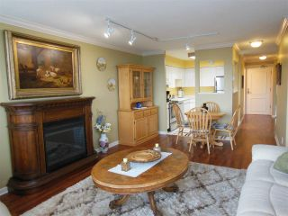 """Photo 1: 1402 1327 E KEITH Road in North Vancouver: Lynnmour Condo for sale in """"Carlton at the Club"""" : MLS®# R2309137"""