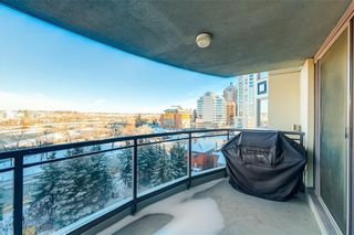 Photo 22: 602 1108 6 Avenue SW in Calgary: Downtown West End Apartment for sale : MLS®# C4219040