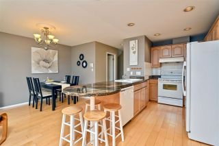 """Photo 9: 257 WATERLEIGH Drive in Vancouver: Marpole Townhouse for sale in """"SPRINGS AT LANGARA"""" (Vancouver West)  : MLS®# R2457587"""