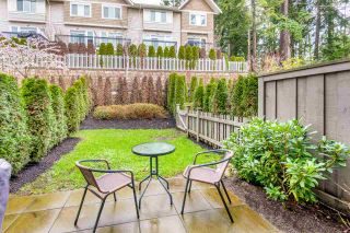 Photo 17: 78 1305 SOBALL STREET in Coquitlam: Burke Mountain Townhouse for sale : MLS®# R2050142