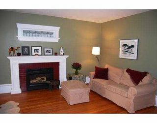 """Photo 3: 3879 TUPPER Street in Vancouver: Cambie House for sale in """"DOUGLAS PARK"""" (Vancouver West)  : MLS®# V668860"""