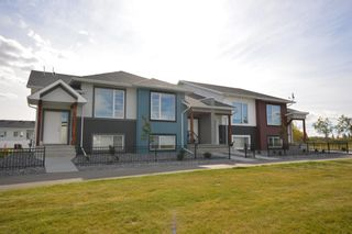 Main Photo: 28 Evergreen Way: Red Deer Row/Townhouse for sale : MLS®# A1128221