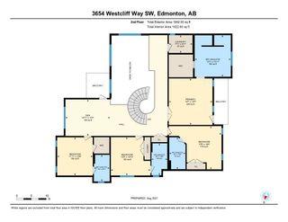 Photo 49: 3654 WESTCLIFF Way in Edmonton: Zone 56 House for sale : MLS®# E4258371