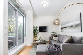 """Photo 7: 305 788 ARTHUR ERICKSON Place in West Vancouver: Park Royal Condo for sale in """"Evelyn by Onni"""" : MLS®# R2597898"""