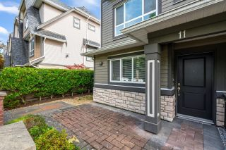 Photo 2: 11 7373 TURNILL Street in Richmond: McLennan North Townhouse for sale : MLS®# R2615731