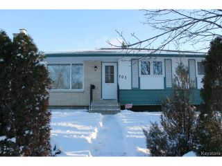Photo 20: 707 Dale Boulevard in WINNIPEG: Charleswood Residential for sale (South Winnipeg)  : MLS®# 1500242