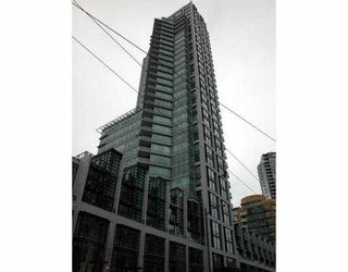 "Photo 1: 1806 1255 SEYMOUR Street in Vancouver: Downtown VW Condo for sale in ""ELAN"" (Vancouver West)  : MLS®# V693622"