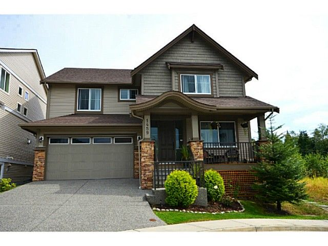 """Main Photo: 1459 NANTON Street in Coquitlam: Burke Mountain House for sale in """"FOOTHILLS"""" : MLS®# V1024544"""