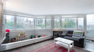 """Photo 12: 404 31 ELLIOT Street in New Westminster: Downtown NW Condo for sale in """"Royal Albert"""" : MLS®# R2535793"""