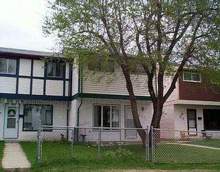 Photo 1: 217 LE MAIRE Street in Winnipeg: Fort Garry / Whyte Ridge / St Norbert Townhouse for sale (South Winnipeg)  : MLS®# 2507329