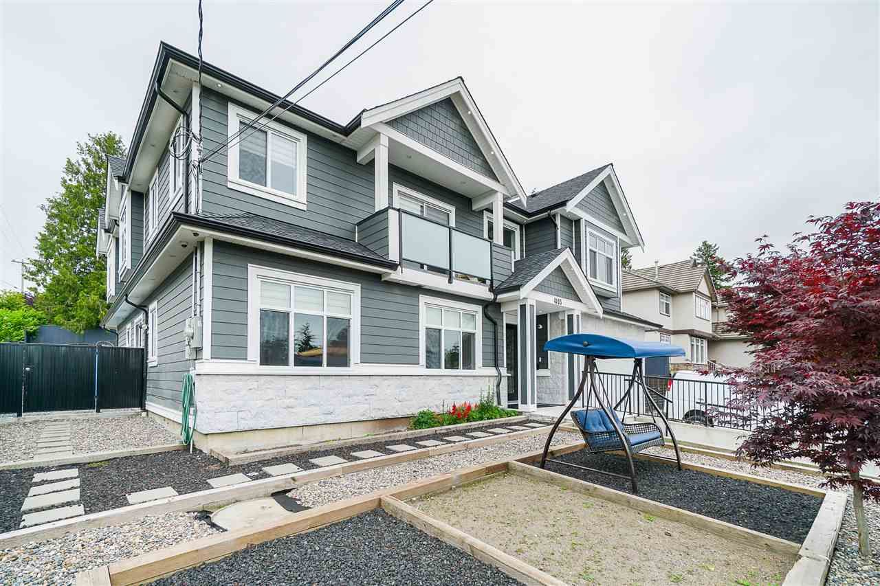 Main Photo: 4103 IRMIN STREET in : Metrotown House for sale : MLS®# R2468800