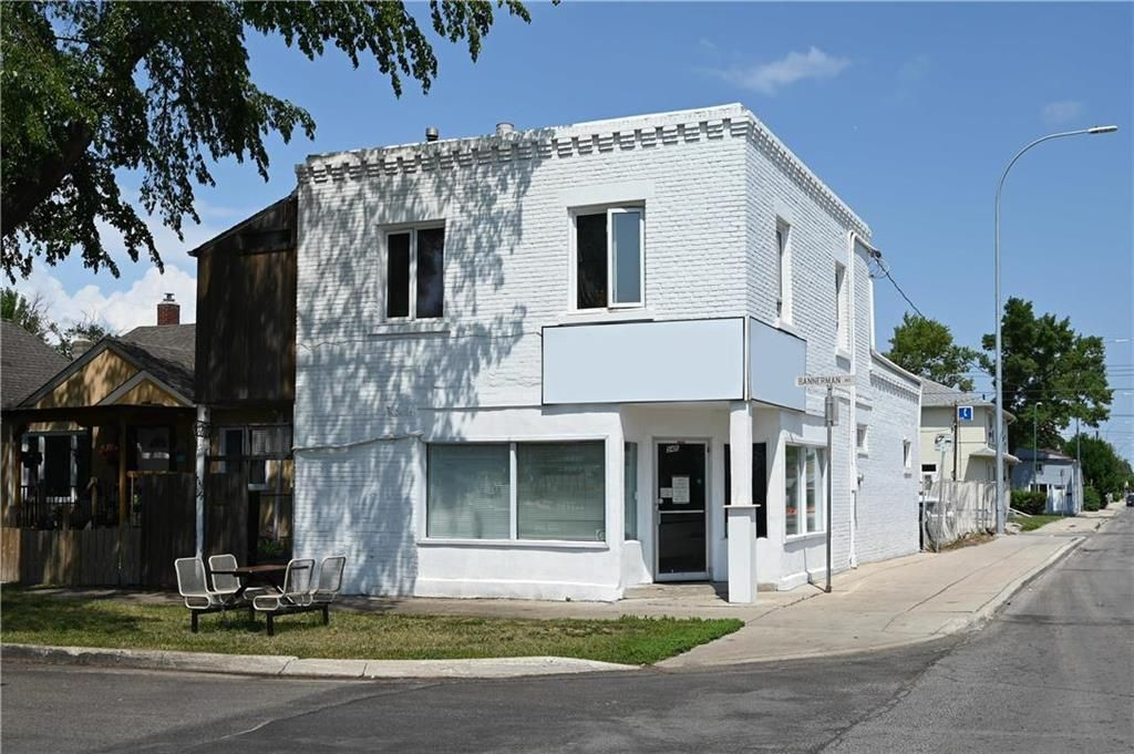 Main Photo:  in Winnipeg: Industrial / Commercial / Investment for sale (4C)  : MLS®# 202116639