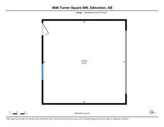 Photo 42: 4640 TURNER Square in Edmonton: Zone 14 House for sale : MLS®# E4262441