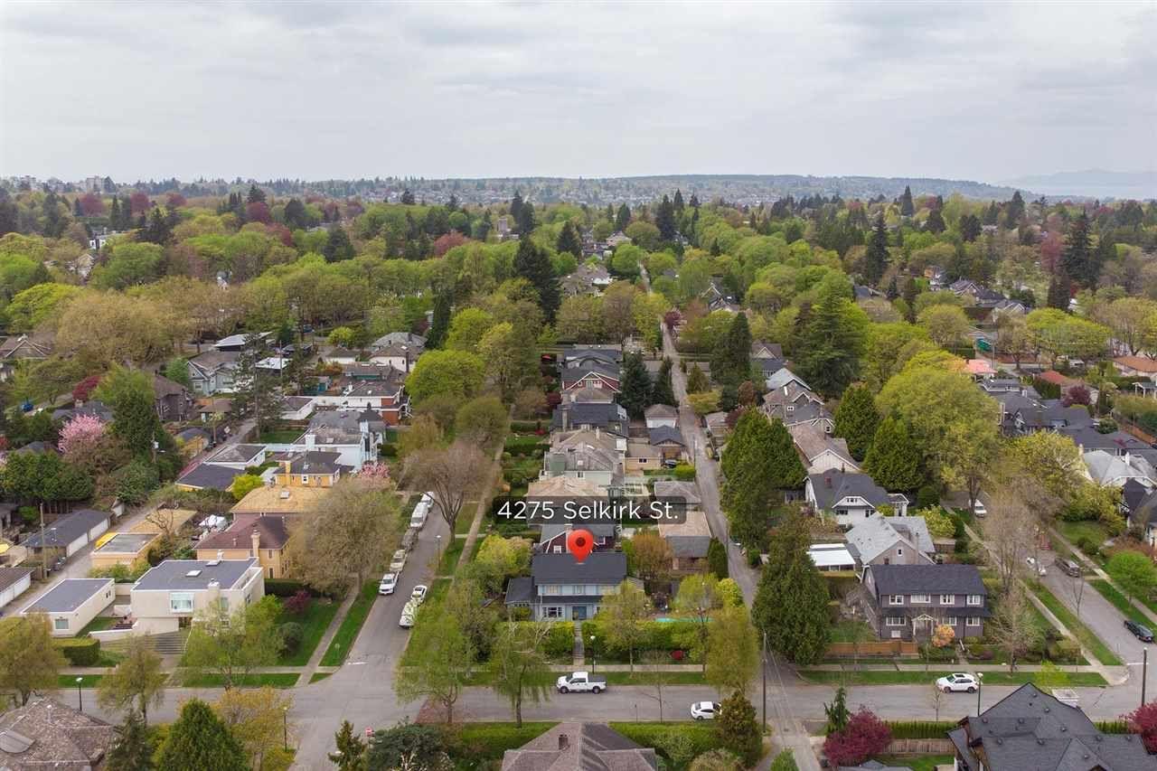 """Main Photo: 4275 SELKIRK Street in Vancouver: Shaughnessy House for sale in """"Shaughnessy"""" (Vancouver West)  : MLS®# R2574675"""