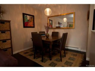 Photo 8: 760 River Road in WINNIPEG: St Vital Condominium for sale (South East Winnipeg)  : MLS®# 1427926