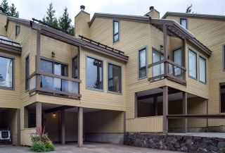 "Photo 1: 49 6125 EAGLE Drive in Whistler: Whistler Cay Heights Townhouse for sale in ""SMOKETREE"" : MLS®# R2507021"