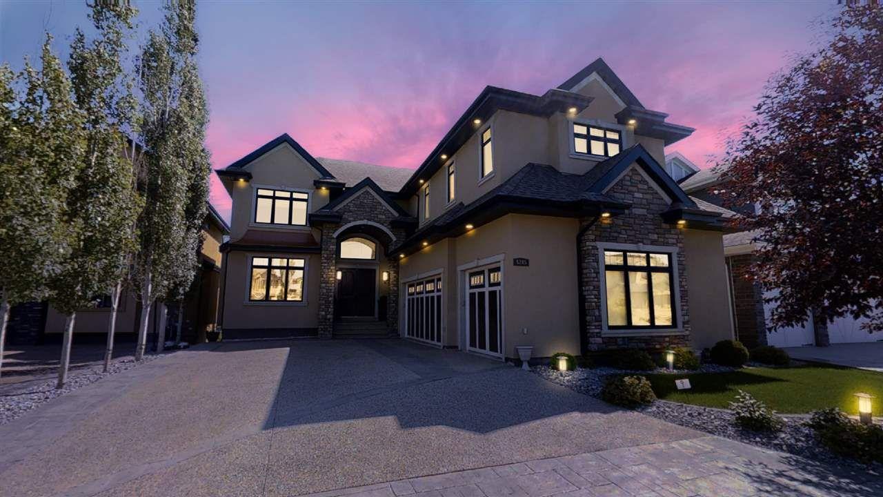 Main Photo: 5245 Mullen Crest in Edmonton: Zone 14 House for sale : MLS®# E4236979