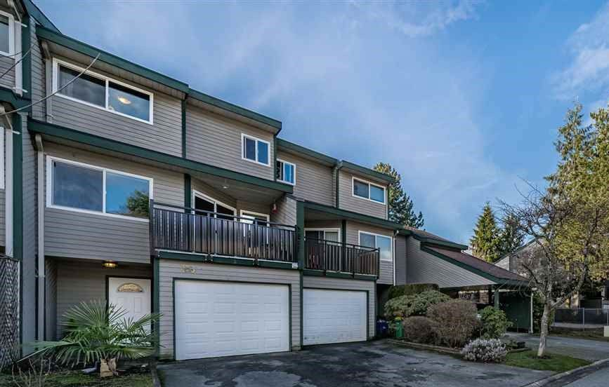 """Main Photo: 26 12120 189A Street in Pitt Meadows: Central Meadows Townhouse for sale in """"MEADOW ESTATES"""" : MLS®# R2433812"""