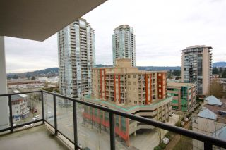 """Photo 13: 1106 1185 THE HIGH Street in Coquitlam: North Coquitlam Condo for sale in """"Claremont"""" : MLS®# R2240316"""