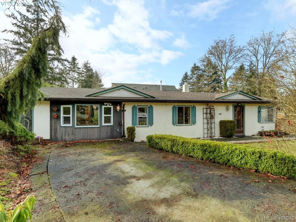 Main Photo: 983 Marchant Rd in BRENTWOOD BAY: CS Brentwood Bay House for sale (Central Saanich)  : MLS®# 804617