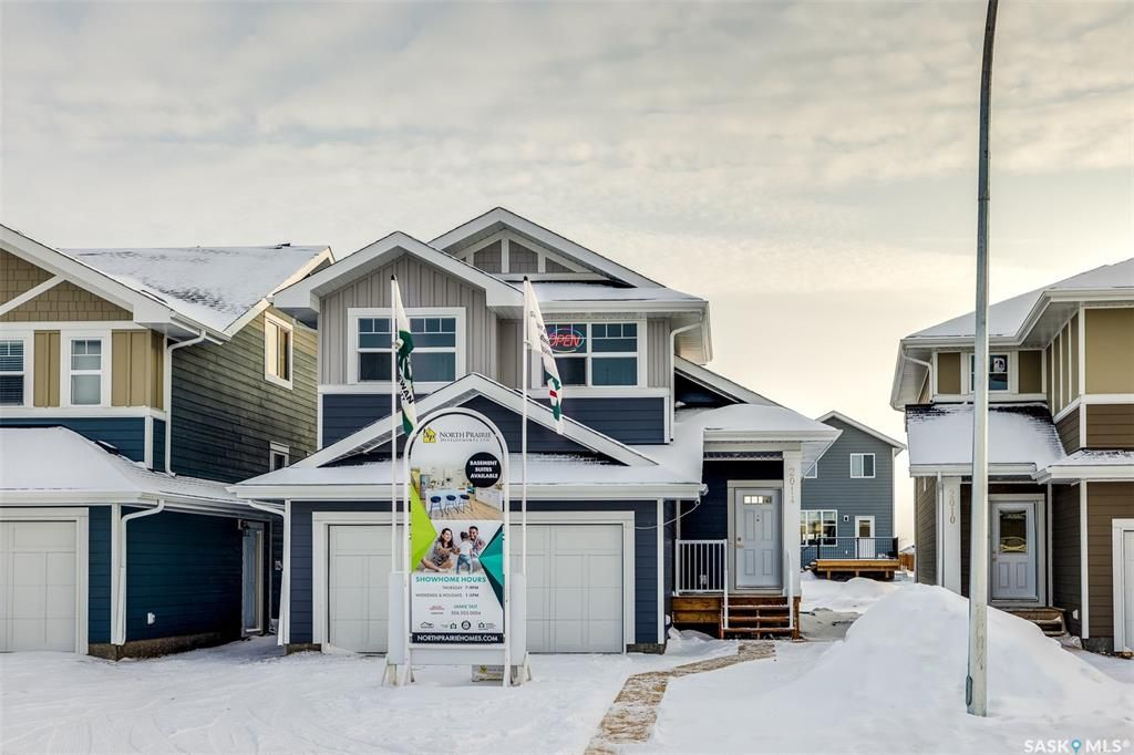Main Photo: 2014 Stilling Lane in Saskatoon: Rosewood Residential for sale : MLS®# SK840133